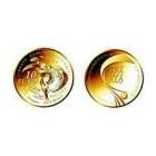 金銀為杯盛美酒 法國發布紀念硬幣
