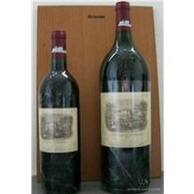 1996年 拉菲古堡  法国葡萄酒