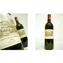 2004年拉菲堡( Ch.Lafite Rothschild)  法国葡萄酒