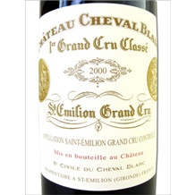 2000年白马庄(Ch.Cheavl Blanc)