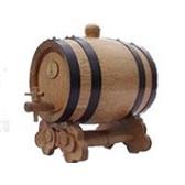 木本色橡木酒桶2