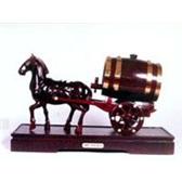 马拉车式橡木酒桶3