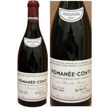 2001年罗曼尼.康帝(Romanee Conti)