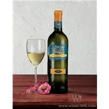 【Andy WIne CLUB】意大利特比诺优良产区干白葡萄酒75CL