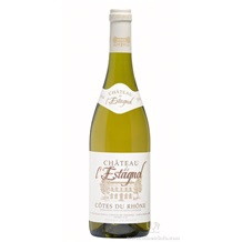 【Andy WIne CLUB】 法国艾斯特城堡法定产区干白葡萄酒75CL