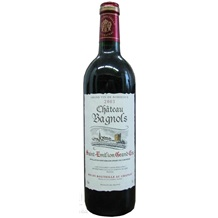 Chateau Bagnols Saint-emillion grand cru 巴诺斯酒庄