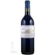 法國圣文森美樂干紅葡萄酒