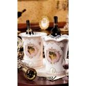 醒酒器 冰桶 陶瓷动感冰酒器 JX-C0202