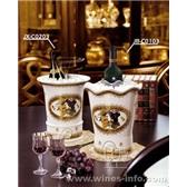 醒酒器 冰桶 陶瓷动感冰酒器 JX-C0203