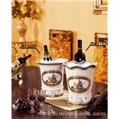 醒酒器 冰桶 陶瓷动感冰酒器 JX-C0201