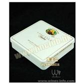 丹纳曼 白铁盒20支装