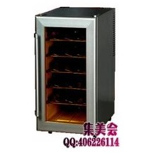 美晶电子酒柜 W48A 单温室 单温区 18瓶酒