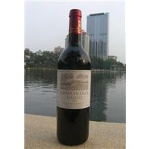 古典美:波尔多奥菲庄红葡萄酒——广州(图)