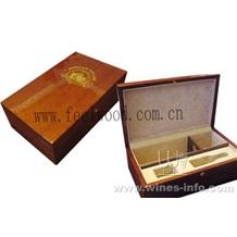 抽拉式酒盒、红酒木盒、木制红酒包装盒、冰酒盒