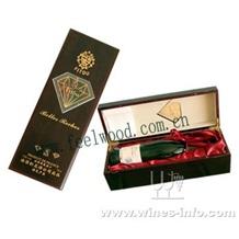 带配件酒盒、冰酒木盒、红酒包装木盒