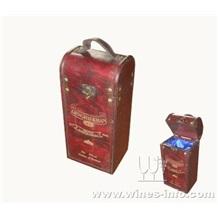木制仿古红酒盒、木制仿古葡萄酒盒