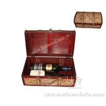仿古木红酒盒、仿古包装酒盒、仿古木盒、木制仿古酒盒