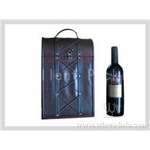 单瓶装红酒盒、双瓶装红酒盒、红酒皮质包装盒、红酒木盒包装盒