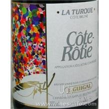 Cote Rotie La Turque,E. Guigal