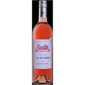 法国波尔多河堡玫瑰红2007