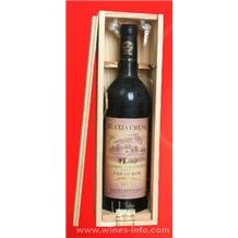 华夏庄园1992年份赤霞珠干红葡萄酒