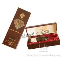 木制红酒包装礼盒、葡萄酒套装礼盒