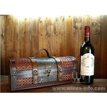 木制葡萄酒盒
