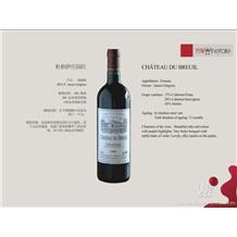杜柏伊庄园红葡萄酒2006