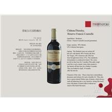 蒂妮尔庄园特酿红葡萄酒2005