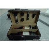 专业皮盒.双支红酒皮盒