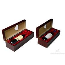 高档红酒盒、葡萄酒木盒(个性定做、飞展包装)