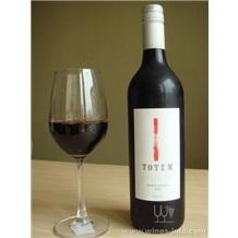 红色图腾~澳大利亚橡树岭酒庄原瓶进口~2006年经典干红