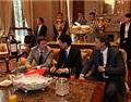 法国卡伊酒庄在沪接待丹麦王储殿下宣布正式落户上海
