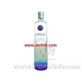 原装进口洋酒法国思乐伏特加 Ciroc Snap Frost Vodka 1L