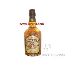 原装进口洋酒芝华士12年苏格兰威士忌 Chivas Regal 12 Years Whisky 70cl