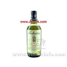 原装进口洋酒百龄坛17年 Ballantines 17 Years Whisky 75cl