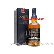 原装进口洋酒帝王18年苏格兰威士忌 Dewars Whisky 18 Founder Reserve 75cl