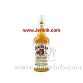 原装进口洋酒占边波本威士忌 Jim Beam Borubon Whisky 75cl