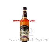 原装进口洋酒会所波本威士忌 Bourbon Club Bourbon Whisky 1L
