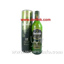 原装进口洋酒格兰菲迪12年麦芽威士忌 GLENFIDDICH Whisky Special Reserve 70cl