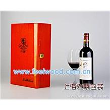 春节红酒盒、现货特卖啦,机不可失失不再来!