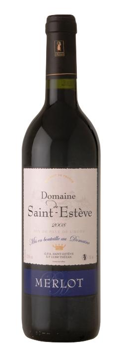 圣埃斯丹佛地區酒系列干紅葡萄酒
