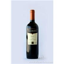 智利原装进口 艾迪奥(Valle Andino)美乐尊贵珍藏干红葡萄酒
