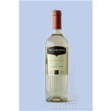 智利 原瓶原装进口 艾迪奥酒业(Valle Andino) 长相思 尊贵珍藏 干白葡萄酒