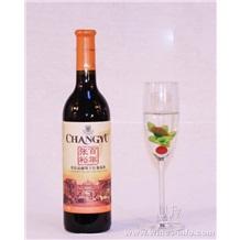 张裕百年品丽珠干红葡萄酒