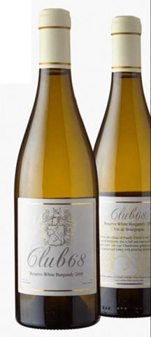 Reserve White Burgundy