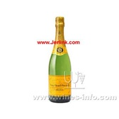 原装进口凯歌皇牌香槟酒 Veuve Clicquot Brut Yellow Label NV Champagne 75cl