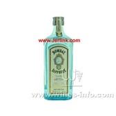 原装进口孟买邦庇(蓝宝石)金酒 BOMBAY SAPPHIRE Gin