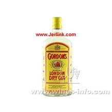 原装进口歌顿金酒 GORDON'S Gin