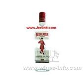 原装进口将军(必富达)金酒BEEFEATER Gin